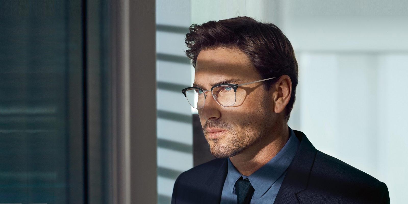 Gleitsichtbrille ohne Risiko